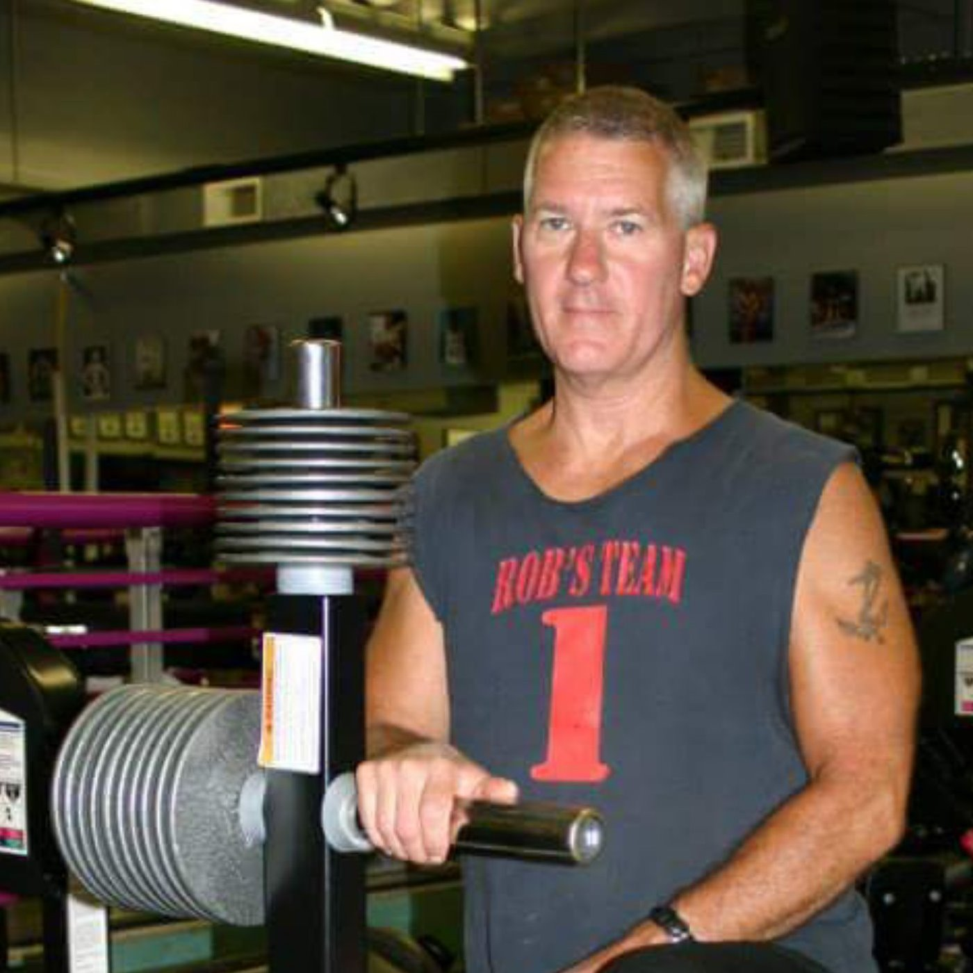 Rob Hirsh Personal Trainer